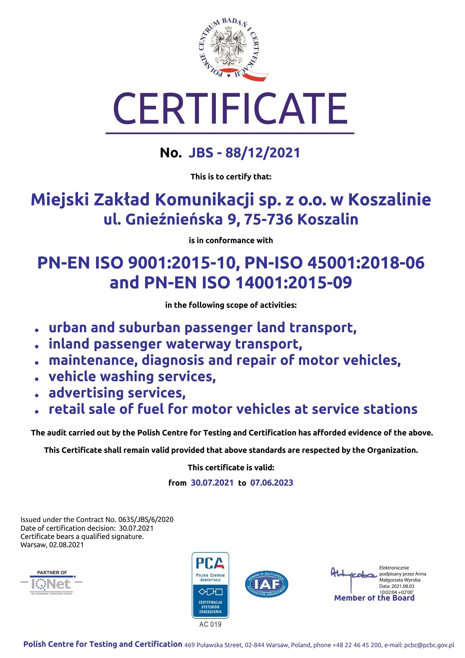Certyfikat-ISO